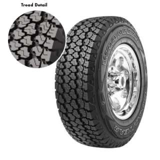 Goodyear Wrangler SilentArmor Tire LT265/70R17