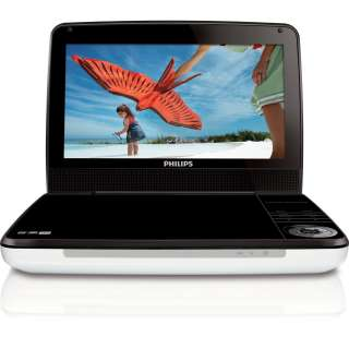 Philips PD9000/37 9 inch Portable LCD DVD Player 9 NEW