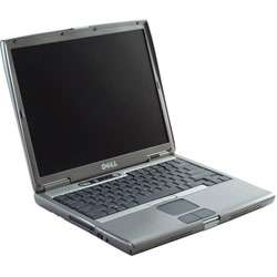Dell Latitude D505 1.6 GHz Laptop with DVD/ CD RW Combo (Refurbished