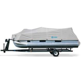 Classic Accessories Hurricane Pontoon Boat Cover Model A