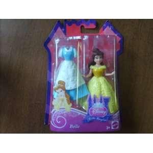Disney Princess Little Kingdom Belle Doll with Dress Toys & Games