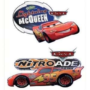 Pixar Cars Decor Mural Art Wall Paper Sticker Decals DWST