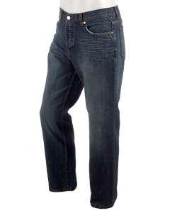 Ungaro Homme Mens Dark Blue Denim Jeans