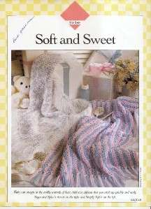 Soft and Sweet Baby Blanket Crochet Pattern