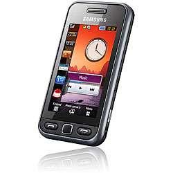 Samsung S5233 Star Black GSM Unlocked Cell Phone