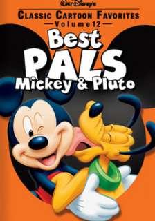 Walt Disneys Classic Cartoon Favorites Vol. 12   Best Pals Mickey