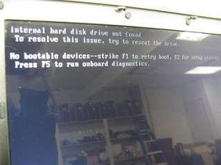 Dell Precision M4300 Core 2 Duo Laptop 2.20 GHz 2GB Ram