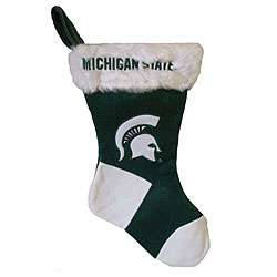 Michigan State Spartans Christmas Stocking