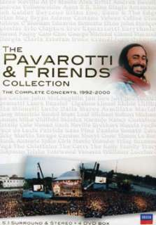 The Pavarotti and Friends Collection (DVD)