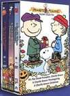 Peanuts   Classic Holiday Collection Gift Set (DVD, 2000, 3 Disc Set