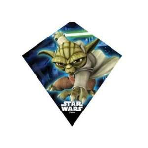 Sky Diamond Star Wars Yoda Kite Toys & Games