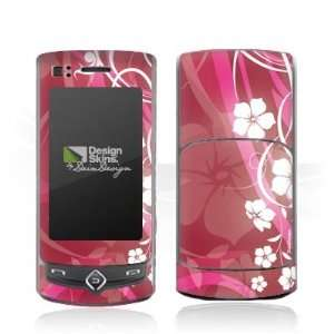Design Skins for Samsung S8300 Ultra Touch   Pink Flower
