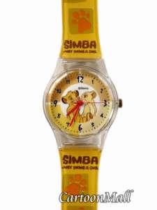 Brand New Disney Lion King ~ SIMBA wrist Watch