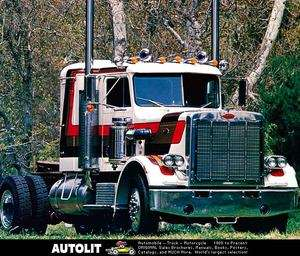 1975 Peterbilt Conventional Truck Factory Photo