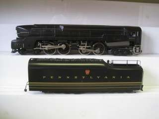 BRASS O SCALE 2 RAIL WEAVER PRR T 1 #5533 LOCOMOTIVE LTD ED