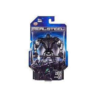 Real Steel Deluxe Feature Figures Wave 1 Zeus