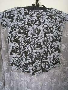 Odd Molly 410 Lulu Embroidered Back Silk & Lace Dress 1 $580