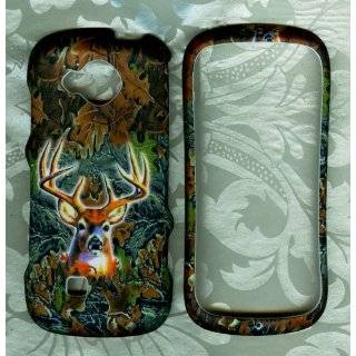 Samsung Reality u820 Camo/Camouflage Dry Leaf Hunter Series Hard Case
