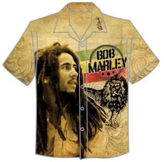 Bob Marley   Lion Club Shirt at AllPosters