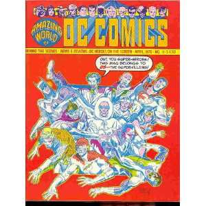Amazing World Of DC Comics Volume 2 Issue #11: Bob Rozakis