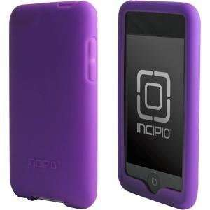 New dermaSHOT Purple Silicone Case for iPod Touch Gen 3