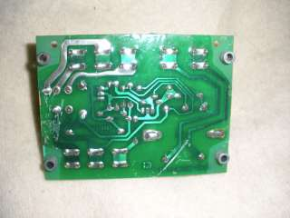WARRICK LIQUID LEVEL CONTROL CIRCUIT BOARD WITH TWO LIQUID LEVEL