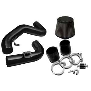 2006 2007 2008 / Jetta GTI 2.0T Cold Air Intake   Black Automotive