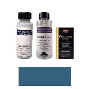 2 Oz. Midam Blue Metallic Paint Bottle Kit for 1994 Toyota