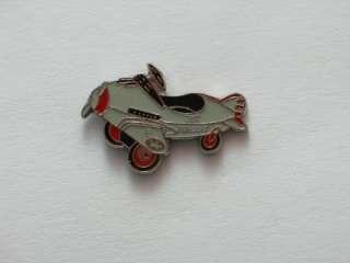 Pedal Car Airplane Enamel Pin   Cute @@@@