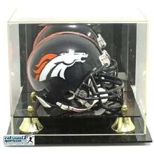 Mini Football Helmet Display Case Wall Mount