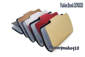 Leather Business Credit ID Card Holder Men Wallet Purse Gift Box W17