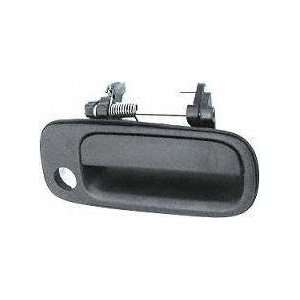 92 96 TOYOTA CAMRY FRONT DOOR HANDLE RH (PASSENGER SIDE), Outer (1992
