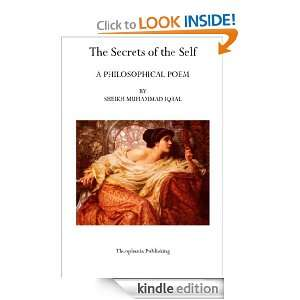 The Secrets of the Self: Sheikh Muhammad Iqbal :  Kindle