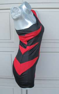 LADY GAGA Unique Design One Shoulder Party Club Dress