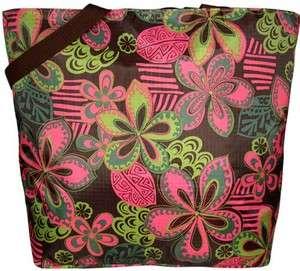 Large Market Shopping Tote Bag Handbag Purse 31 Thirty One Styles to