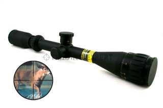 BSA Sweet 17 series 6 18x40 AO hunting rifle scope