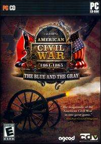 Cover (Ageods American Civil War 1861   1865    The Blue and the