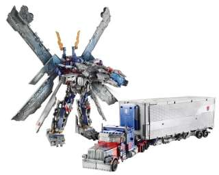 SDCC 2011 Exclusive Transformers DOTM Ultimate Optimus Prime Hasbro