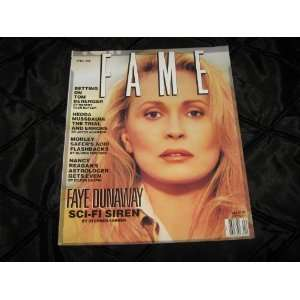 Fame Magazine (Faye Dunaway , Tom Berenger , Hedda