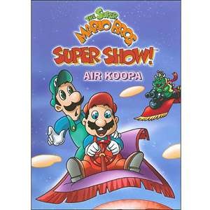 The Super Mario Bros. Super Show Air Koopa (Full Frame