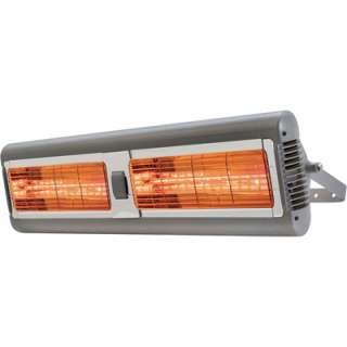 Solaria Electric Infrared Heater Commercial Grade In/Outdoor 3000W