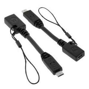 Mini USB Adapter (SKN6252) for Verizon Motorola Droid A855 Cell Phone