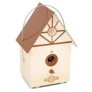 NO BARK STOP DOG CONTROL BARKING PET SONIC BIRD HOUSE