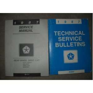 Service Manual, and the technical service bulletins manual.) chrysler