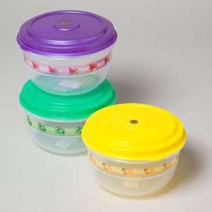 54 Oz. Round Food Storage Container Case Pack 72