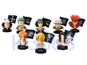 Bandai ONE PIECE Great Deep Collection 2 (8 pcs set)