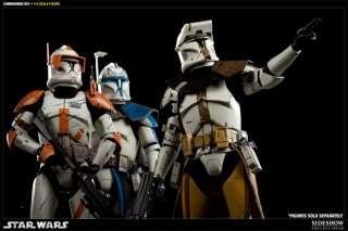 SideShow Star Wars Commander Bly 1/6
