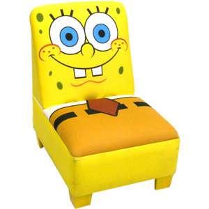 Nickelodeon SpongeBob SquarePants Toddler Armless Chair