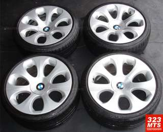 19 Used OEM BMW Manufacture Staggered Wheels Rims & Used Tires