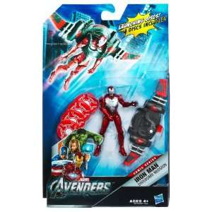 MARVEL THE AVENGERS Comic Series IRON MAN Divebomb Mission